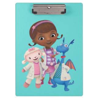 Doc McStuffins | Best Medic Buddies Clipboard