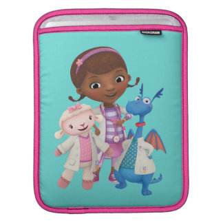 Doc McStuffins | Best Medic Buddies iPad Sleeve