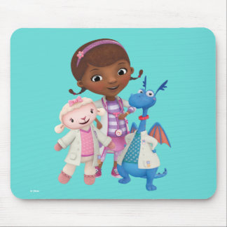 Doc McStuffins | Best Medic Buddies Mouse Pad