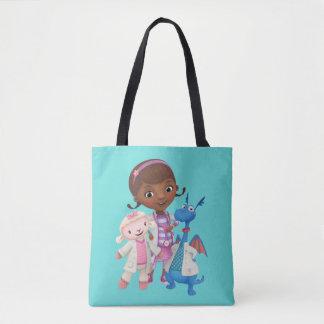 Doc McStuffins | Best Medic Buddies Tote Bag