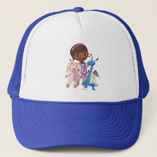 Doc McStuffins | Best Medic Buddies Trucker Hat