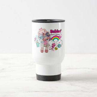 Doc McStuffins | Lambie - Babies Best Friend Travel Mug