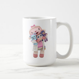Doc McStuffins | Lambie - Hugs Given Here Coffee Mug