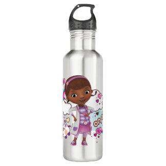 Doc McStuffins   On Alert 710 Ml Water Bottle