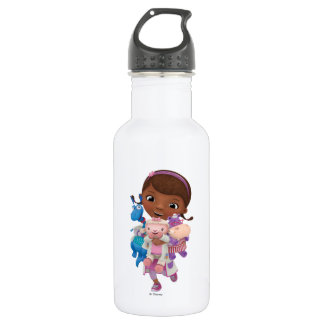 Doc McStuffins | Sharing the Care 532 Ml Water Bottle
