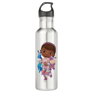 Doc McStuffins | Sharing the Care 710 Ml Water Bottle