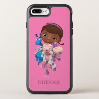 Doc McStuffins   Sharing the Care OtterBox Symmetry iPhone 8 Plus/7 Plus Case
