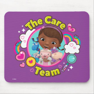 Doc McStuffins | The Care Team Mouse Pad