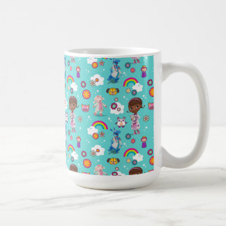 Doc McStuffins | The Care Team Pattern Coffee Mug