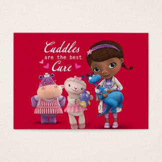 Doc McStuffins   Valentine's Day 100pk Card