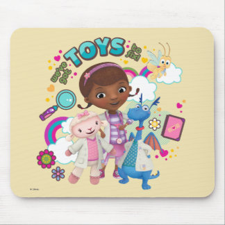 Doc McStuffins | We've Got Toys to Fix Mouse Pad