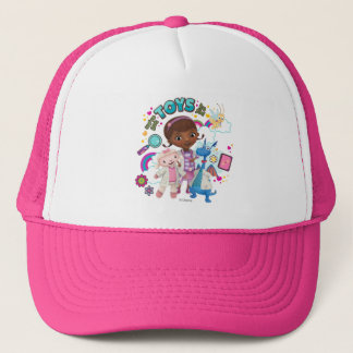 Doc McStuffins | We've Got Toys to Fix Trucker Hat