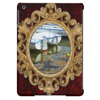 Docked Boats In Water Nautical Photography iPad Air Case