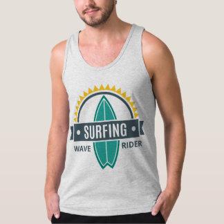 Docker Jersey Man Fine Topic Surfing Singlet