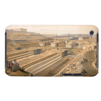 Docks at Sebastopol, plate from 'The Seat of War i iPod Case-Mate Case