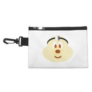 Doctor 鮑 鮑 Gray Clip Bag