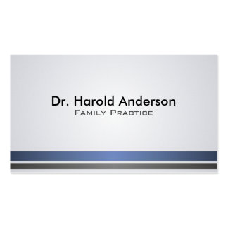 Doctor - Business Cards