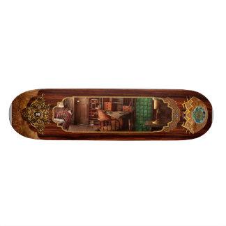 Doctor - Desk - The physician s office Skate Board Decks
