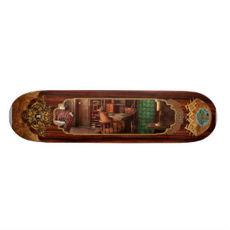 Doctor - Desk - The physician's office Skateboard