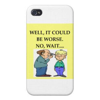 doctor joke. iPhone 4 case