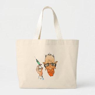Doctor Jumbo Tote Bag