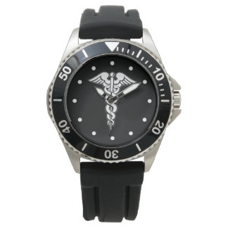 Doctor Medical Theme Wristwatch