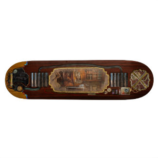 Doctor - My tiny little office Skateboard Decks
