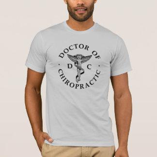 Doctor of Chiropractic Logo T-Shirt