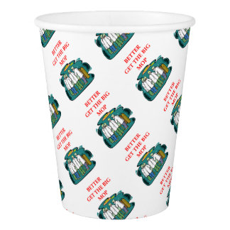 doctor paper cup
