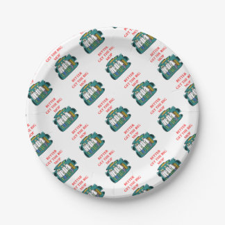 doctor paper plate