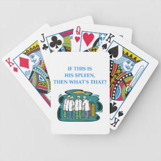doctor poker deck