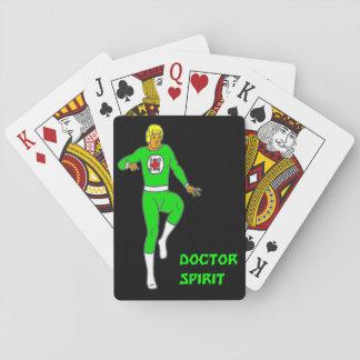 Doctor Spirit Playing Cards