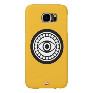 Doctor Strange Retro Icon Samsung Galaxy S6 Cases