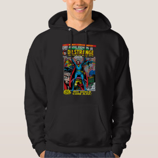 Doctor Strange: While The World Spins Mad Hoodie