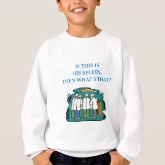 doctor sweatshirt