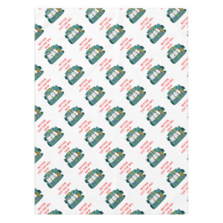 doctor tablecloth