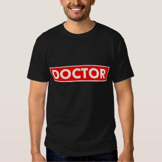 DOCTOR TEE SHIRTS