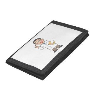 Doctor Tri-fold Wallets