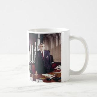 Doctor Wernher von Braun Portrait Coffee Mug