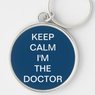 Doctor Who Inspired Keychain