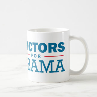 Doctors for Obama Coffee Mug