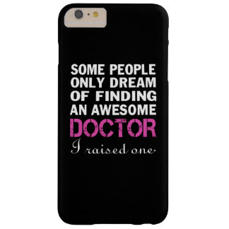 DOCTOR'S MOM BARELY THERE iPhone 6 PLUS CASE