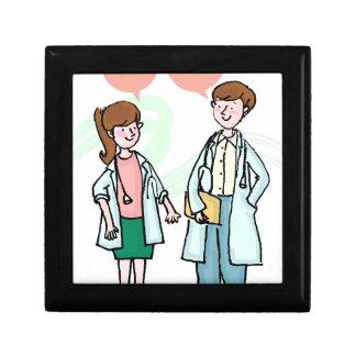 Doctors Talking Gift Box
