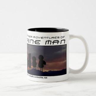 Doctrine Man!! Band of Brothers Mug