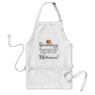 Documenting The Dead Standard Apron
