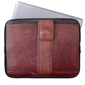 Documents Organizer Effect Neoprene Laptop Cover