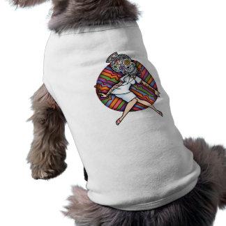 DoD Sugar Nurse Sleeveless Dog Shirt