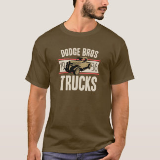 Dodge Bros Trucks T-Shirt