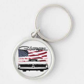 Dodge Charger key chain