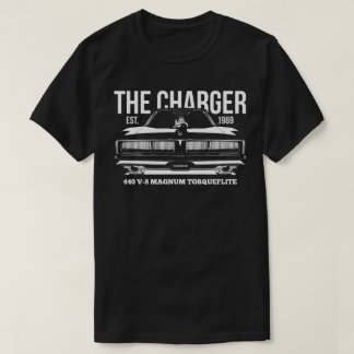 Dodge Charger Magnum Vintage Muscle Car T-shirt